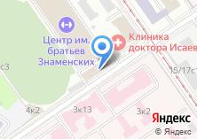 Компания «Стройконсолидация» на карте