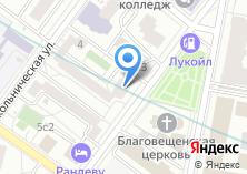 Компания «МСО Геострой» на карте