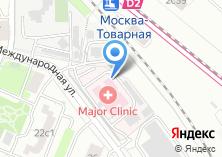 Компания «Острания» на карте