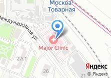 Компания «Медросконтракт» на карте