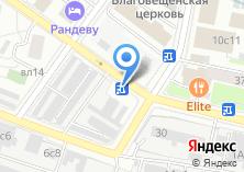 Компания «Автостоянка им. Н.Ф. Гастелло» на карте