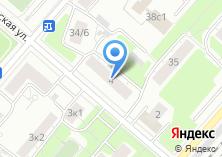 Компания «Интер шилд» на карте