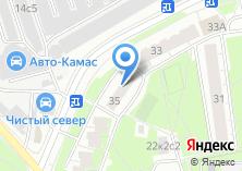 Компания «Хвост» на карте