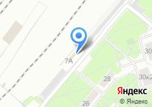 Компания «ДваСа» на карте