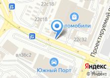 Компания «Avtozeon» на карте