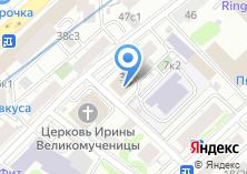 Компания «ДжетСтрой» на карте