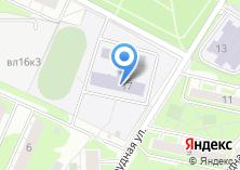 Компания «Средняя общеобразовательная школа №529» на карте
