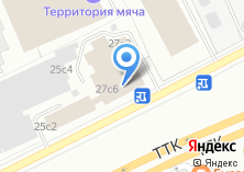Компания «Мак-Дак» на карте
