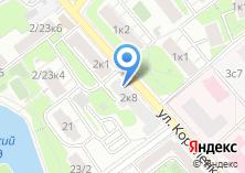 Компания «Няня-сервис» на карте