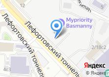 Компания «Русковрик» на карте