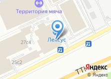 Компания «SILIVE» на карте