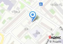 Компания «Эвакуатор Плюс» на карте