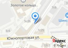 Компания «Юдиф» на карте