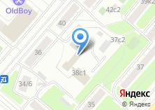 Компания «Управление ГИБДД» на карте