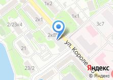 Компания «KROVEXPO» на карте