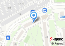 Компания «Лосинка» на карте