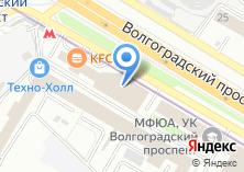 Компания «АВТОСЕРВИС АВТОРЕМАРК - АВТОСЕРВИС» на карте