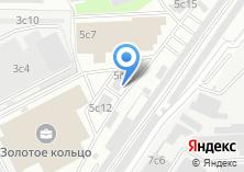 Компания «Институт прогрессивных технологий в сфере услуг» на карте