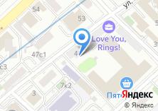 Компания «Новости» на карте