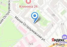 Компания «Антурим» на карте