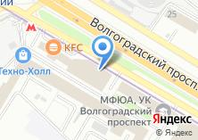 Компания «На Волгоградке» на карте