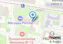 Компания «Элиа» на карте