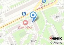 Компания «Участковый пункт полиции район Нагатинский Затон» на карте