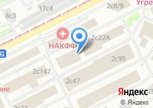 Компания «Минута-маркет» на карте