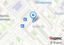Компания «Библиотека им. А.А. Дельвига» на карте