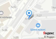 Компания «АвтоЧехол» на карте