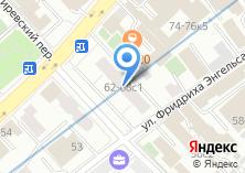 Компания «Профсоюз работников ритуальных служб» на карте