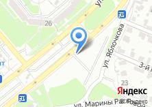 Компания «Автостоянка на Марины Расковой 3-м проезде» на карте