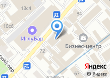 Компания «Стройэволюция» на карте
