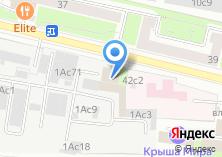 Компания «Mia24.ru» на карте