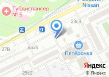 Компания «Автостоянка на Коломенской» на карте