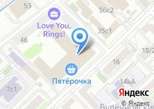 Компания «ПромИнвест» на карте