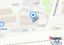 Компания «Галант-ФМ» на карте