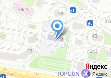 Компания «Детский сад №2580» на карте