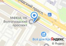 Компания «Техносад» на карте