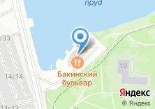 Компания «Бакинский бульвар» на карте