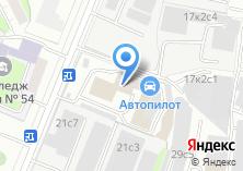 Компания «Миллион Потолков» на карте