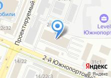 Компания «Пронто-Москва» на карте