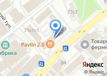 Компания «ЛАЙТОН» на карте