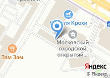 Компания «Autobody» на карте