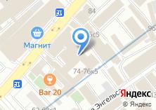 Компания «Виатан» на карте
