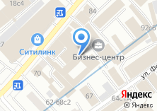 Компания «Пейнтболёр» на карте
