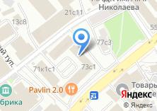 Компания «Тяжпромэлектропроект» на карте