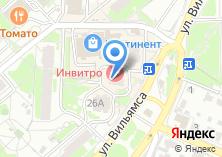 Компания «Эльф» на карте