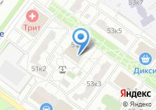 Компания «ЕИРЦ района Москворечье-Сабурово» на карте