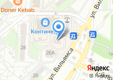 Компания «Профи-Сервис» на карте
